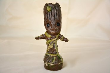 ceramics Groot is a fictional superhero appearing in American comic books published by Marvel Comics